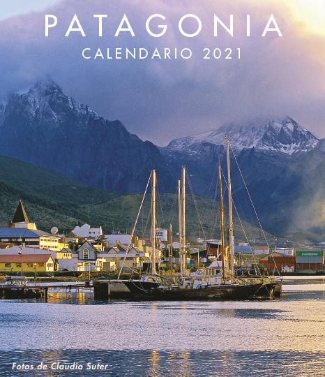 Calendario Ushuaia 2021 CALENDARIO CD 2021 PATAGONIA USHUAIA